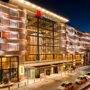 Marriott Opens Big Hotel And Conference Center In Madrid