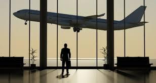 Airport Plane - Ridgeway Pryce