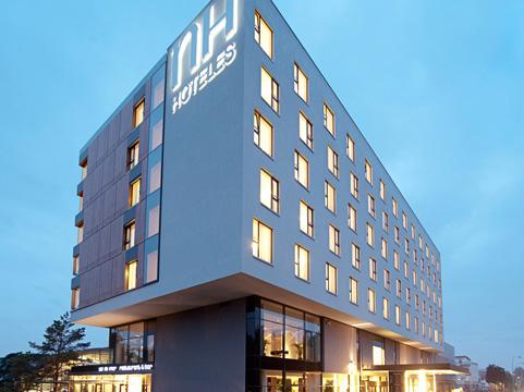 NH Hotels -Ridgeway Pryce