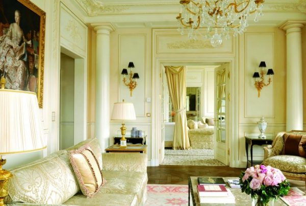 Ritz Carlton Guestroom -Ridgeway Pryce