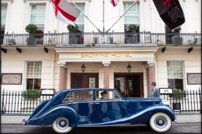Rocco Forte Hotels - Ridgeway Pryce