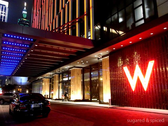 W Hotel Photo - Ridgeway Pryce