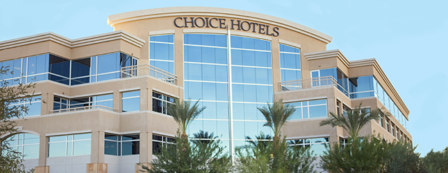 Choice Hotels Photo Ridgeway Pryce
