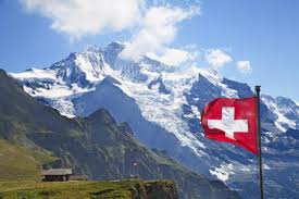 Swiss Alps Photo - Ridgeway & Pryce - Luxury Real Estate Broker
