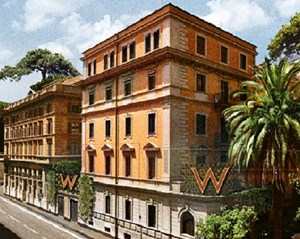 W Hotel Rome Photo - Ridgeway & Pryce - Luxury Real Estate Broker
