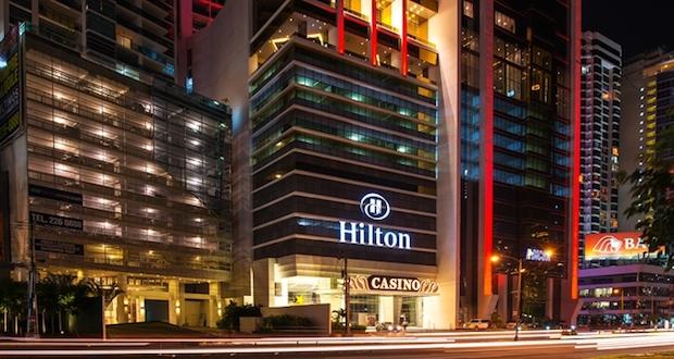 Hilton Logo Ridgeway Pryce